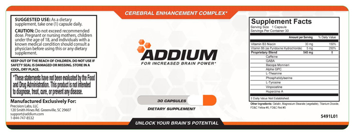 Addium Label